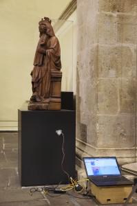 1 Museum Schnuetgen St. Caecilien Raum ATMOS (C) Reinhard Doubrawa