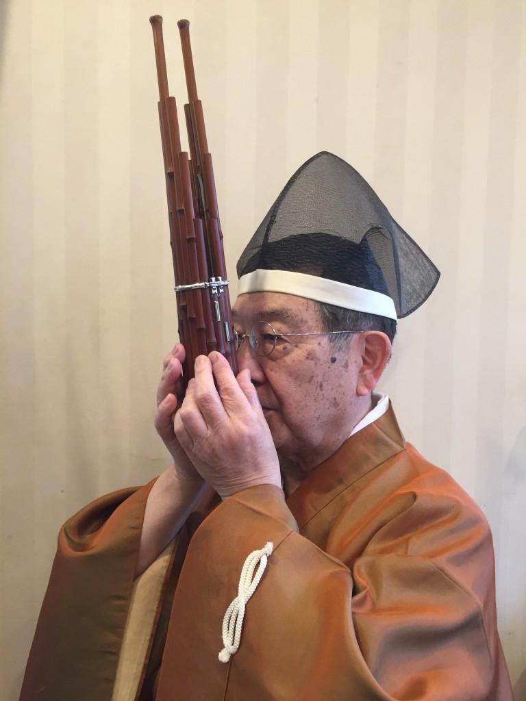 Bunno_Hideaki Sho (c) Japanisches Kulturinstitut