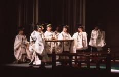 Gagaku Ensemble (c) Japanisches Kulturinstitut