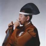 Okubo Nagao .Hichiriki (c) Taikan USUI
